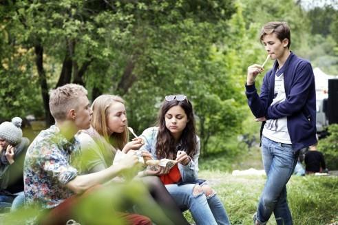 Helsinki'de Fince ve İsveççe  öğrenmek için neler yapabilirsiniz?