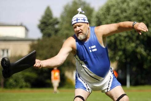 Sporda Finler kadar tutkulu musunuz?