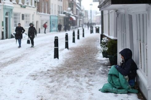 Finlandiya'da evsizlik var mı?