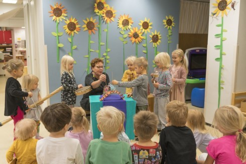 Finlandiya'da okul öncesi eğitim nasıldır?