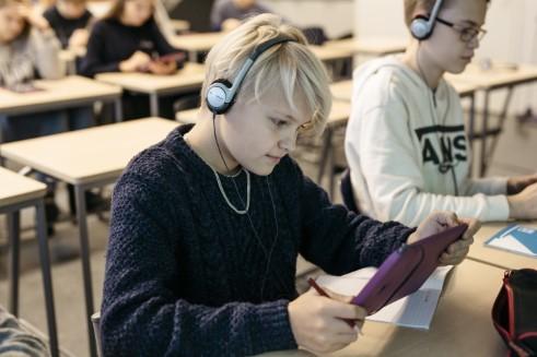 Finlandiya'da Temel eğitim sistemi nasıldır?