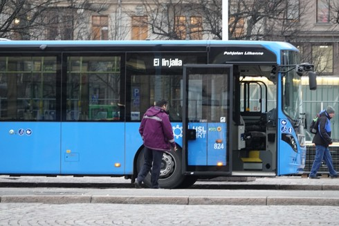 Finlandiya'daki grev günlük hayatı etkiliyor