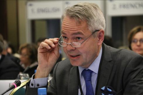 Dışişleri Bakanı Haavisto hakkında soruşturma açıldı