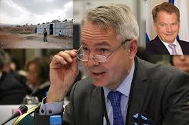 DEAŞ kamplarındaki Fin çocukların iadesi skandalında Dışişleri Bakanlığındaki paralel mekanizma sorgulanıyor