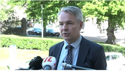 Savcılık Dışişleri Bakanı Haavisto hakkında soruşturma başlattı
