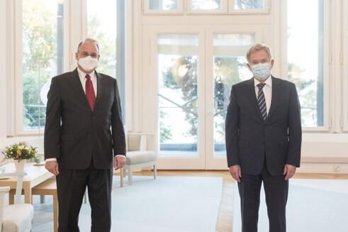 Rusya ve ABD, nükleer silahların azaltılması anlaşmasını Finlandiya'da müzakere etti